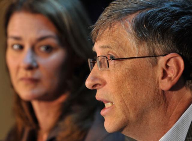 Vợ chồng Bill Gates bắt đầu chia tài sản - ảnh 4