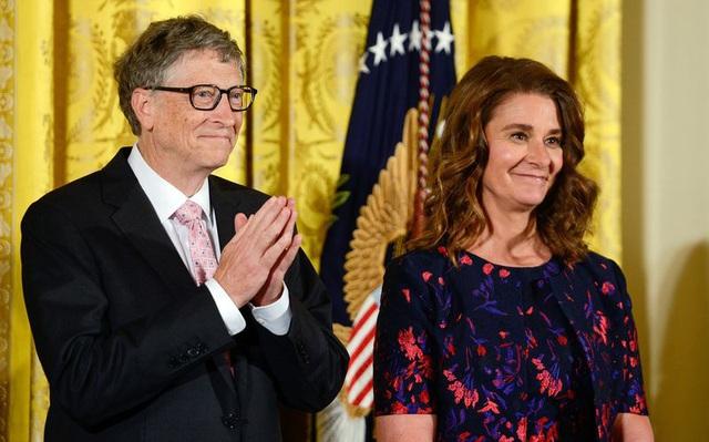 Vợ chồng Bill Gates bắt đầu chia tài sản - ảnh 1