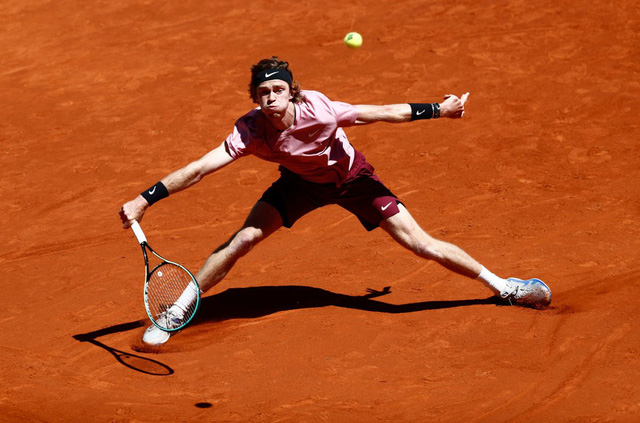 Dominic Thiem khởi đầu thuận lợi tại giải quần vợt Madrid Masters 2021 - Ảnh 3.