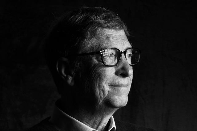 Vợ chồng Bill Gates bắt đầu chia tài sản - ảnh 2