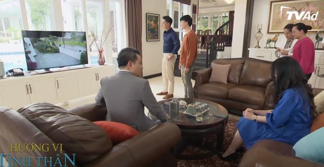 Hương vị tình thân - Tập 13: Bà Xuân bị chồng mắng té tát vì để bà Dần bỏ đi - Ảnh 1.