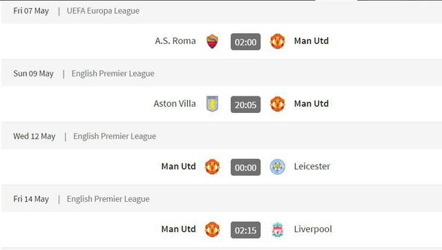 Chốt lịch đá bù trận Manchester United gặp Liverpool vòng 34 Ngoại hạng Anh - Ảnh 2.