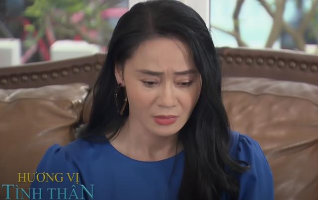 Hương vị tình thân - Tập 13: Bà Xuân bị chồng mắng té tát vì để bà Dần bỏ đi - Ảnh 3.