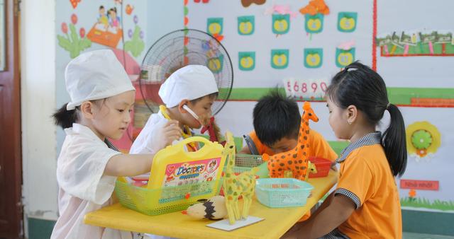 Nâng cao chất lượng giáo dục mầm non, thay đổi nhận thức về giới - Ảnh 2.