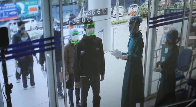 Bệnh viện K xét nghiệm SARS-CoV-2 cho toàn bộ nhân viên, tăng cường biện pháp phòng dịch - Ảnh 2.