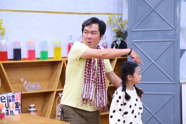 """Cô bé đáng yêu Bảo Thi trong """"Lật mặt 48h"""" bỗng trở thành con gái của Lâm Thắng trong sitcom mới - Ảnh 4."""