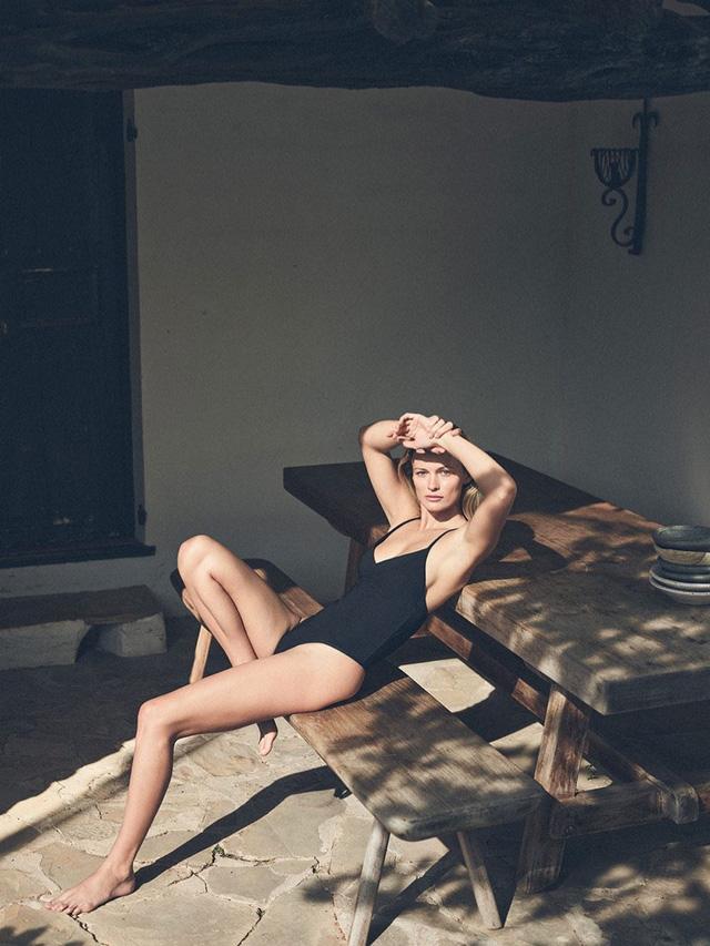 Đẹp mê hồn với bộ ảnh của siêu mẫu tóc vàng Edita Vilkeviciute - Ảnh 2.