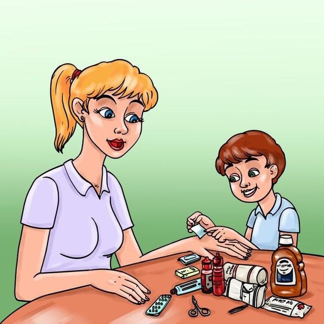 8 kỹ năng con trẻ cần học để trở thành một người trách nhiệm - Ảnh 2.