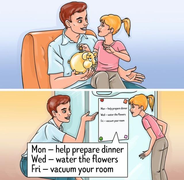 8 kỹ năng con trẻ cần học để trở thành một người trách nhiệm - Ảnh 8.