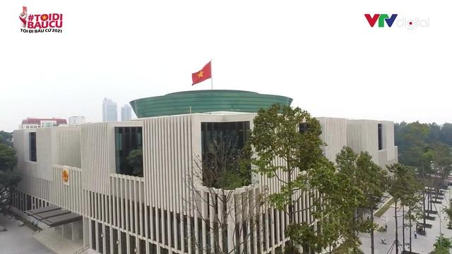 Tham quan Tòa nhà Quốc hội - nơi quyết định các vấn đề quan trọng bậc nhất của đất nước - Ảnh 1.