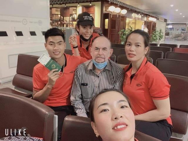 Thể thao Việt Nam có suất dự Olympic thứ 7 - Ảnh 1.