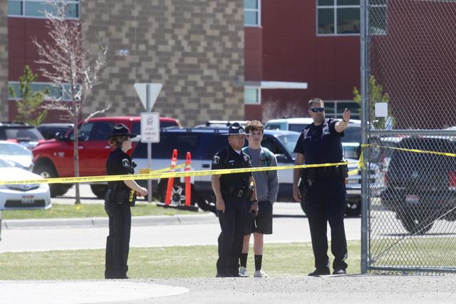 Nữ sinh lớp 6 nổ súng tại trường học ở Idaho (Mỹ), 3 người bị thương - Ảnh 2.