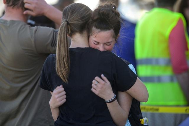 Nữ sinh lớp 6 nổ súng tại trường học ở Idaho (Mỹ), 3 người bị thương - Ảnh 1.