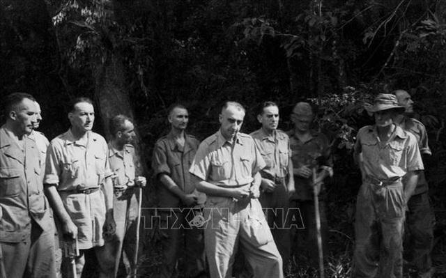 Kỷ niệm 67 năm chiến thắng Điện Biên Phủ lừng lẫy năm châu, chấn động địa cầu - Ảnh 4.