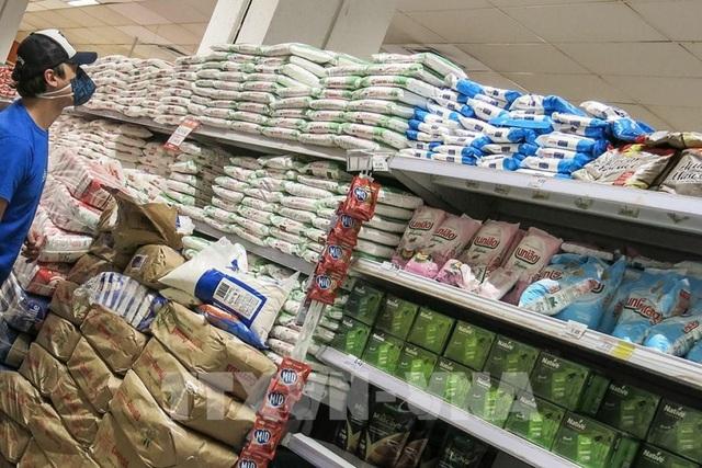 Giá lương thực thế giới tăng cao nhất kể từ năm 2014 - Ảnh 1.
