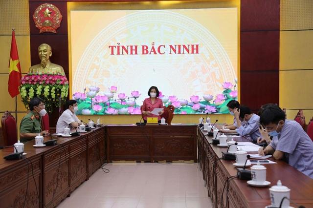Bắc Ninh phát hiện thêm 14 ca mắc COVID-19 trong cộng đồng - Ảnh 1.