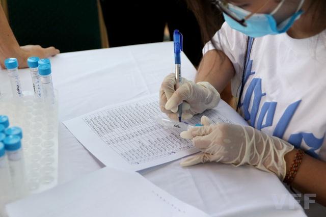 ĐT Việt Nam hội quân, khẩn trương xét nghiệm COVID-19 - Ảnh 3.