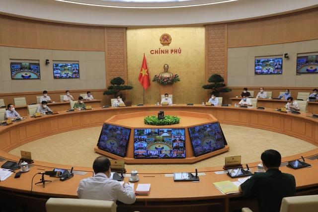 Thủ tướng Phạm Minh Chính: Phải nêu cao trách nhiệm người đứng đầu trong phòng chống COVID-19 - Ảnh 1.