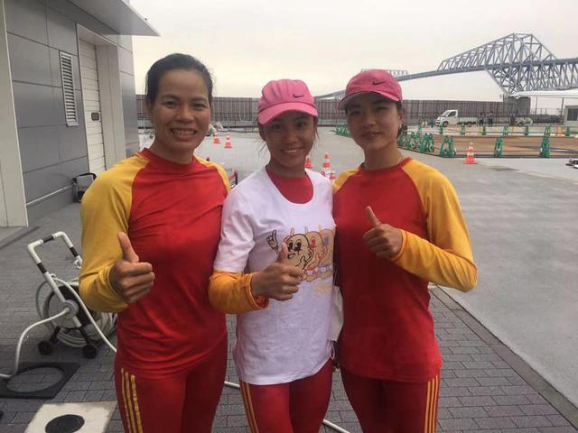 Thể thao Việt Nam có suất dự Olympic thứ 7 - Ảnh 2.