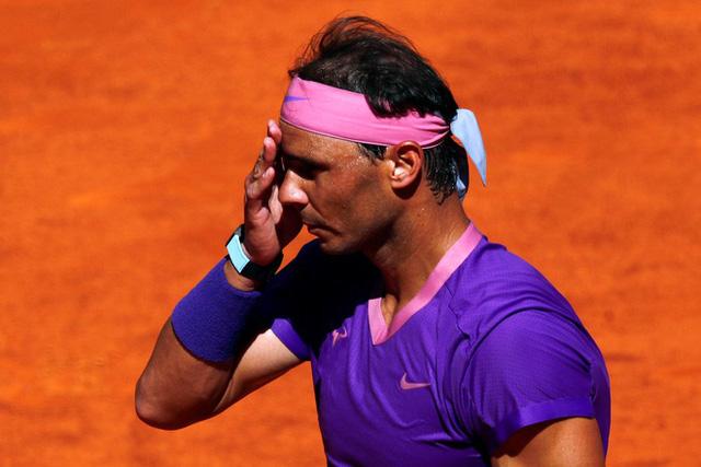 Rafael Nadal bị loại ở tứ kết Madrid Masters 2021 - Ảnh 2.