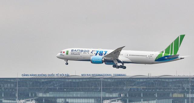 Bamboo Airways được cấp slot bay thẳng tới Mỹ - Ảnh 1.