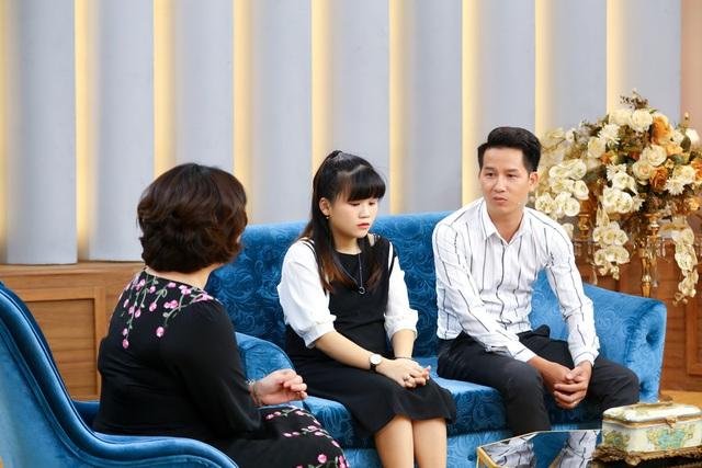 Ốc Thanh Vân bái phục trước hạnh phúc của cặp vợ chồng trẻ từng lỡ bước với cám dỗ ma túy - Ảnh 1.
