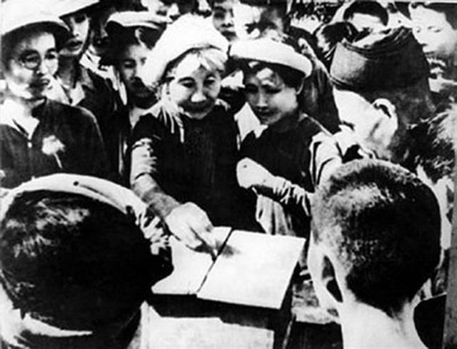 Quốc hội khóa I và dấu ấn của 333 đại biểu Quốc hội đầu tiên - Ảnh 1.