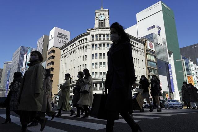 Nhật Bản ghi nhận số ca nhiễm mới cao nhất trong 4 tháng qua - Ảnh 1.
