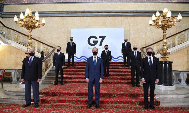 G7 ứng phó với những thách thức toàn cầu - Ảnh 1.