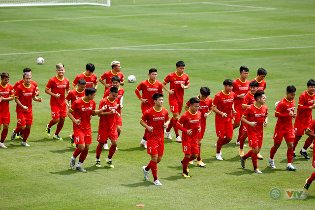"""Lương Xuân Trường: """"Lên tập trung cùng ĐT Việt Nam là thử thách hoàn toàn khác biệt"""" - Ảnh 1."""