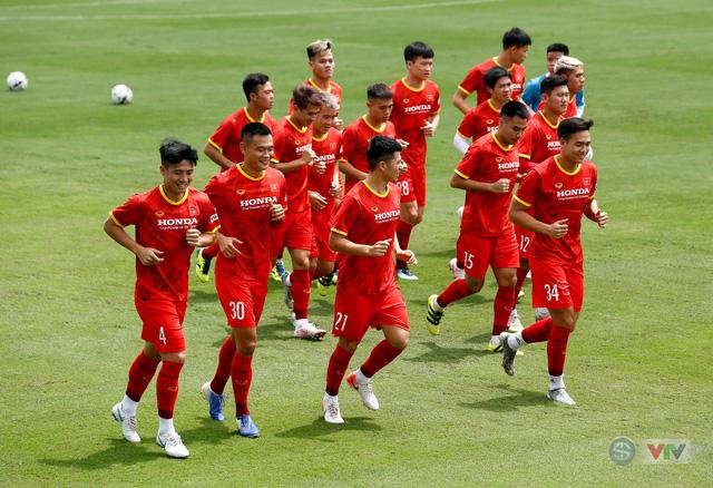 ĐT Việt Nam chốt lịch đá giao hữu với ĐT Jordan tại UAE - Ảnh 1.