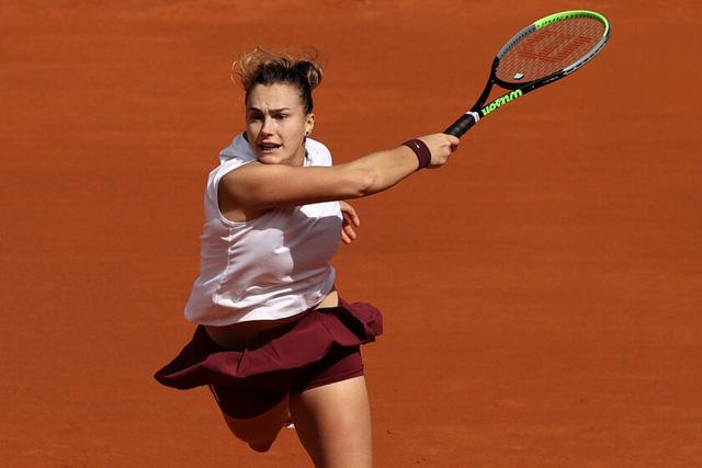 Aryna Sabalenka vô địch giải quần vợt Madrid mở rộng - Ảnh 1.