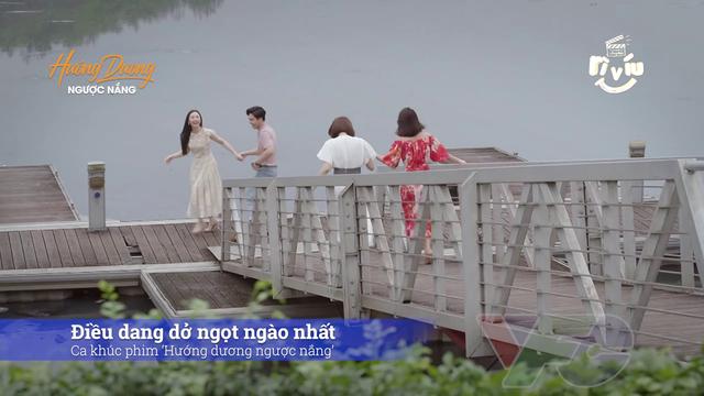 Loạt cảnh kết Hướng dương ngược nắng: Đám cưới đẹp như mơ, Hoàng giỏi võ, Minh gặp mẹ Cami - ảnh 7