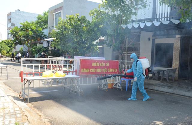 Đà Nẵng chủ động các phương án đảm bảo an toàn phòng, chống dịch trong quá trình bầu cử - Ảnh 12.