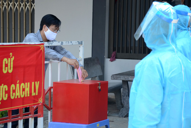 Đà Nẵng chủ động các phương án đảm bảo an toàn phòng, chống dịch trong quá trình bầu cử - Ảnh 6.
