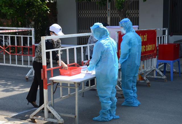 Đà Nẵng chủ động các phương án đảm bảo an toàn phòng, chống dịch trong quá trình bầu cử - Ảnh 8.