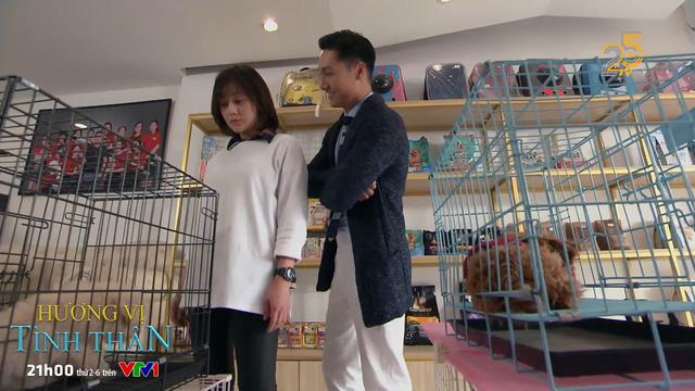 Hương vị tình thân - Tập 32: Bảo Nam bất thường nhưng Long vẫn nhìn trộm,  đưa đi mua thú cưng | VTV.VN