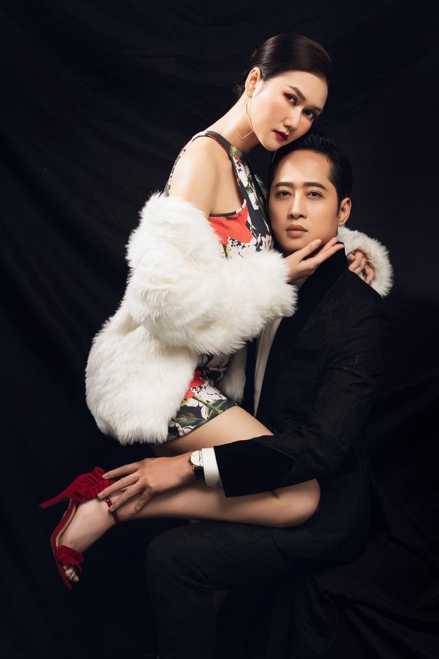 Mùa hoa tìm lại: Ngắm bộ ảnh cực đẹp đôi của tiểu thư Hương Giang và chạn vương Mạnh Hưng - Ảnh 11.