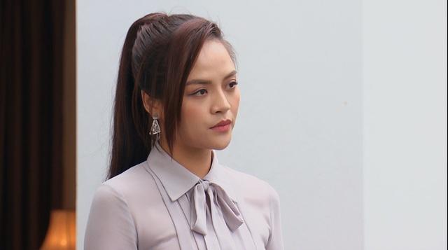 Thu Quỳnh được khen xinh như hoa hậu trong Hương vị tình thân - Ảnh 1.