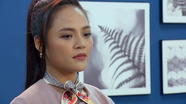 Thu Quỳnh được khen xinh như hoa hậu trong Hương vị tình thân - Ảnh 2.