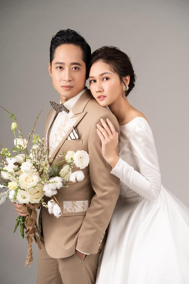 Mùa hoa tìm lại: Ngắm bộ ảnh cực đẹp đôi của tiểu thư Hương Giang và chạn vương Mạnh Hưng - Ảnh 6.