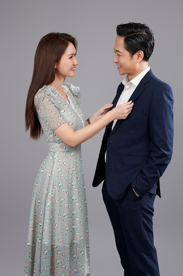 Mùa hoa tìm lại: Ngắm bộ ảnh cực đẹp đôi của tiểu thư Hương Giang và chạn vương Mạnh Hưng - Ảnh 10.