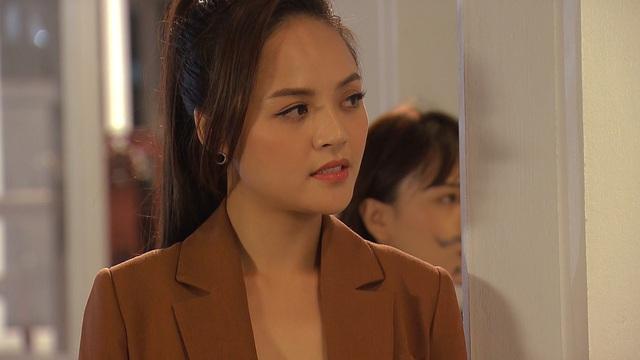 Thu Quỳnh được khen xinh như hoa hậu trong Hương vị tình thân - Ảnh 4.