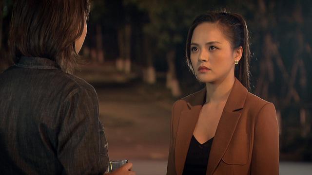 Thu Quỳnh được khen xinh như hoa hậu trong Hương vị tình thân - Ảnh 5.
