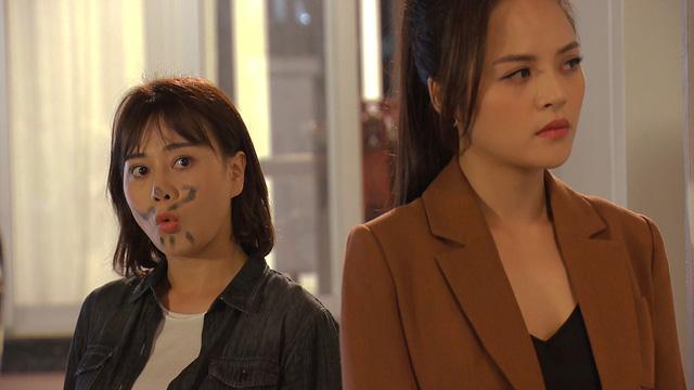 Thu Quỳnh được khen xinh như hoa hậu trong Hương vị tình thân - Ảnh 6.