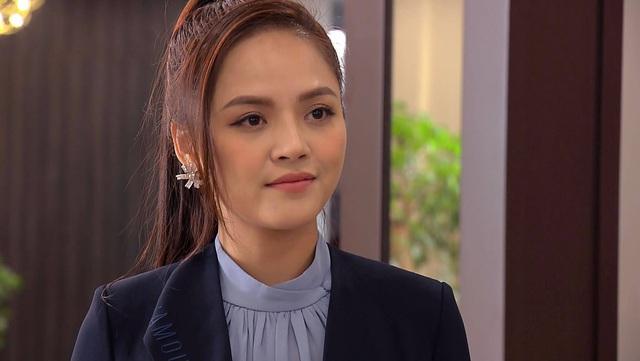 Thu Quỳnh được khen xinh như hoa hậu trong Hương vị tình thân - Ảnh 7.