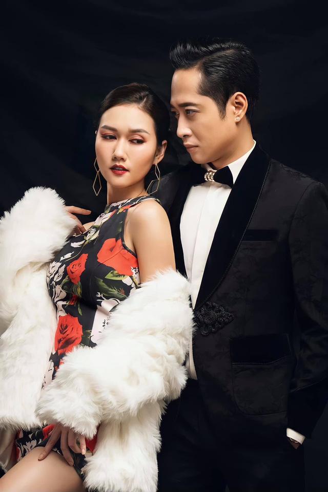 Mùa hoa tìm lại: Ngắm bộ ảnh cực đẹp đôi của tiểu thư Hương Giang và chạn vương Mạnh Hưng - Ảnh 13.