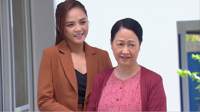 Thu Quỳnh được khen xinh như hoa hậu trong Hương vị tình thân - Ảnh 9.