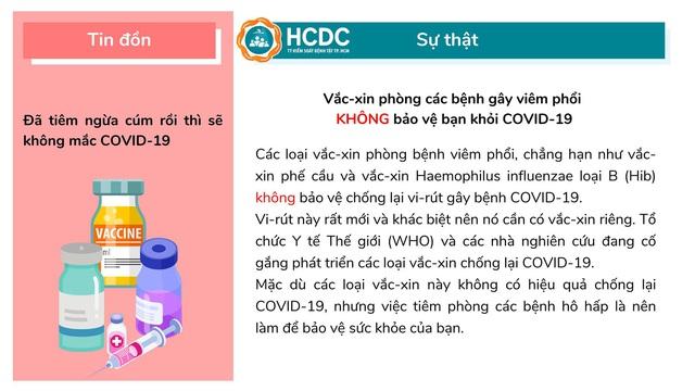 Những hiểu lầm phổ biến trong mùa dịch COVID-19 - Ảnh 6.