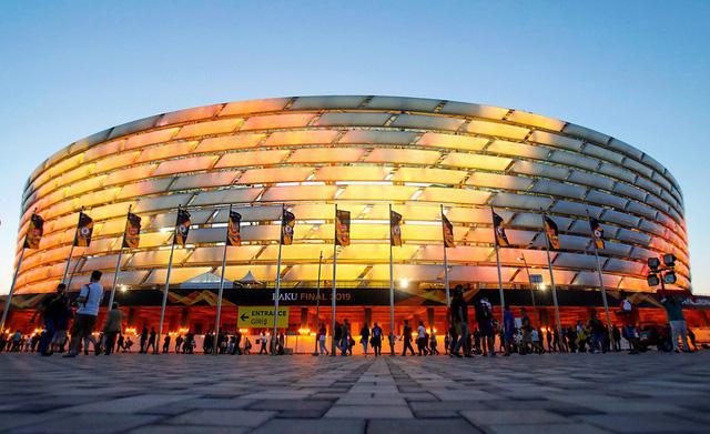 Chiêm ngưỡng 11 sân vận động tổ chức EURO 2020 - Ảnh 13.